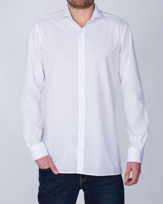 Eterna Modern Fit Tall Shirt (plain white)