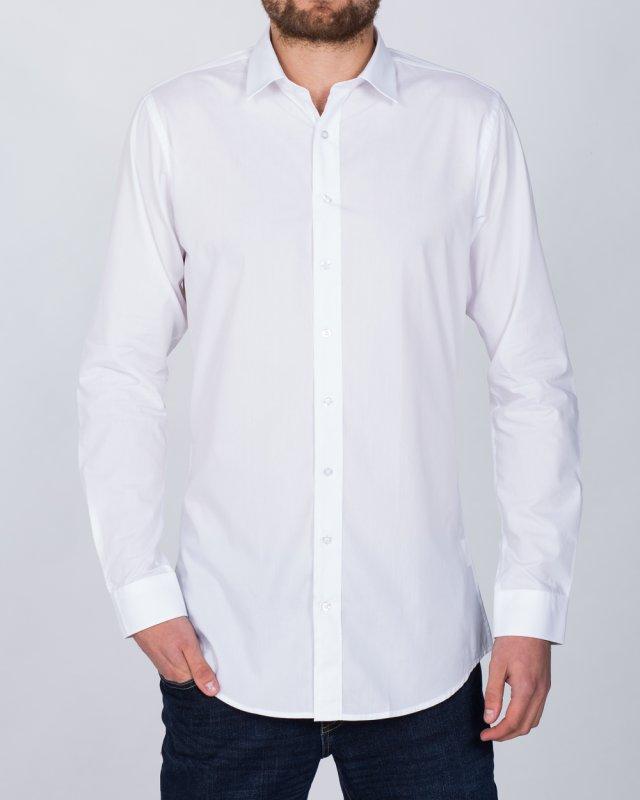 2t Essentials Slim Fit Tall Shirt (white)