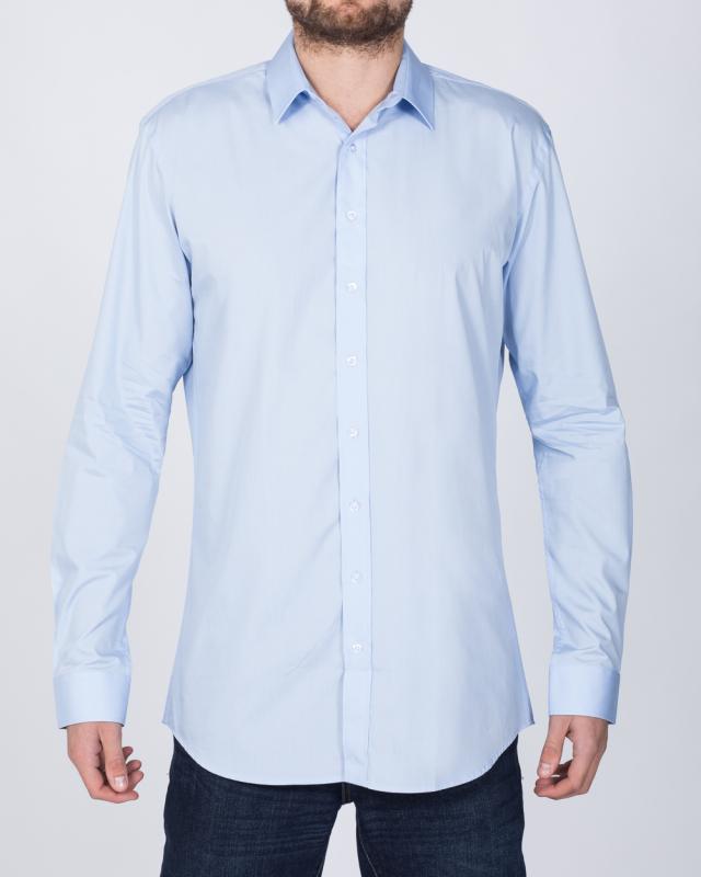 2t Essentials Regular Fit Tall Shirt (blue)