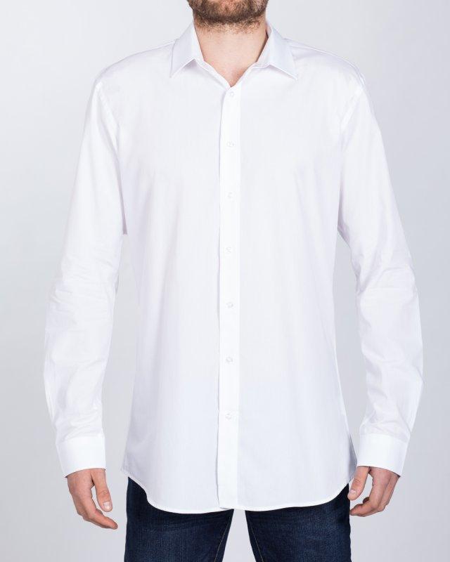 2t Essentials Regular Fit Tall Shirt (white)