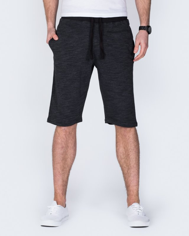 2t Tall Sweat Shorts (charcoal marl)
