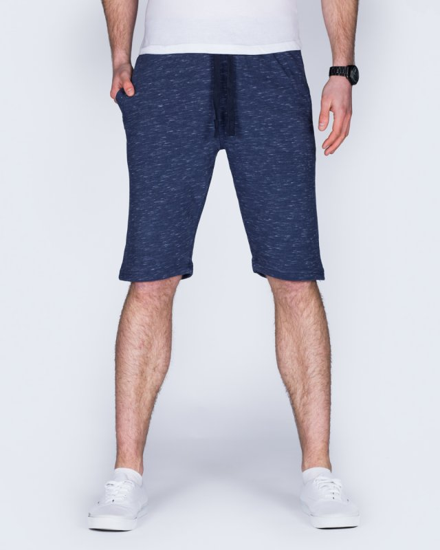 2t Tall Sweat Shorts (indigo marl)