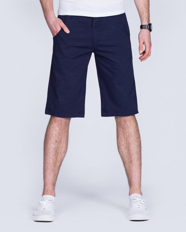 2t Tall Chino Shorts (navy)