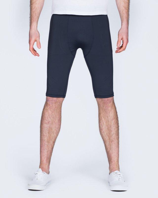2t Tall Compression Shorts (grey)