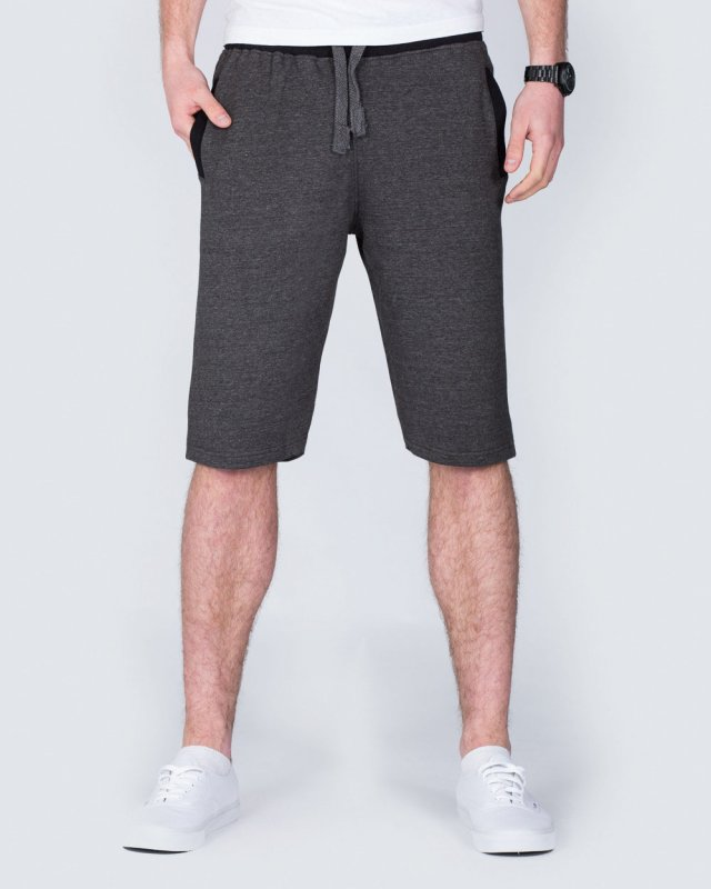 2t Tall Sweat Shorts (charcoal)