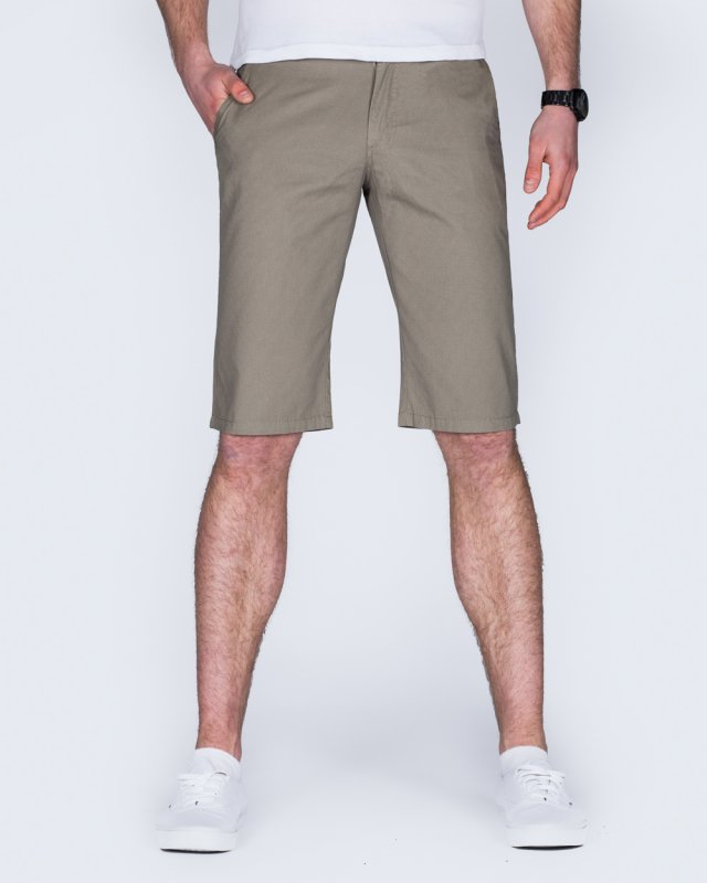 Redpoint Parkland Tall Shorts (textured beige)