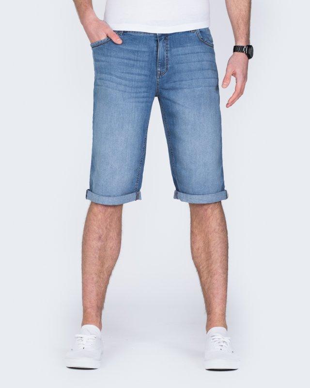Redpoint Sherbrook Denim Shorts (light stone)