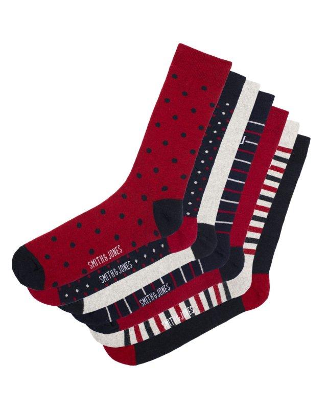 SJ Coshill Socks 7 Pairs