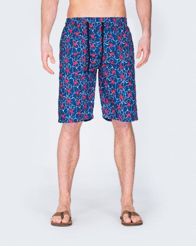 2t Tall Swim Shorts (starfish)