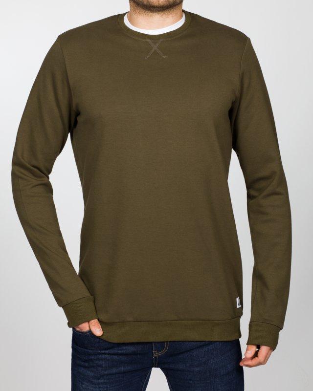2t Tall Regular Fit Sweatshirt (khaki)