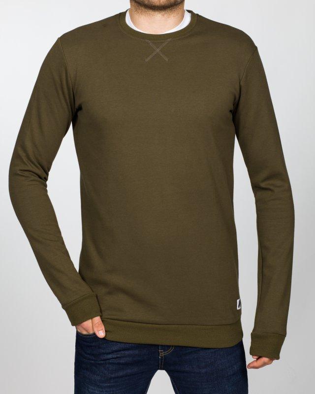 2t Tall Slim Fit Sweatshirt (khaki)