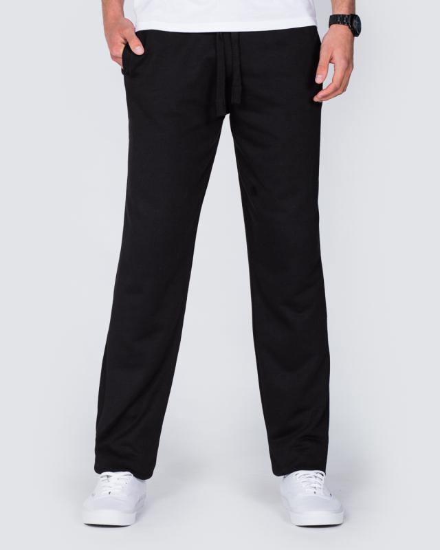 2t Regular Fit Sweat Pants (black)