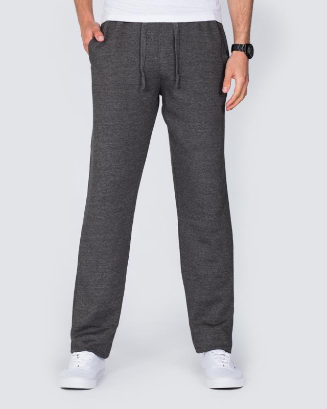 2t Regular Fit Sweat Pants (charcoal)