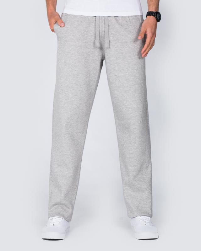 2t Regular Fit Sweat Pants (heather grey)