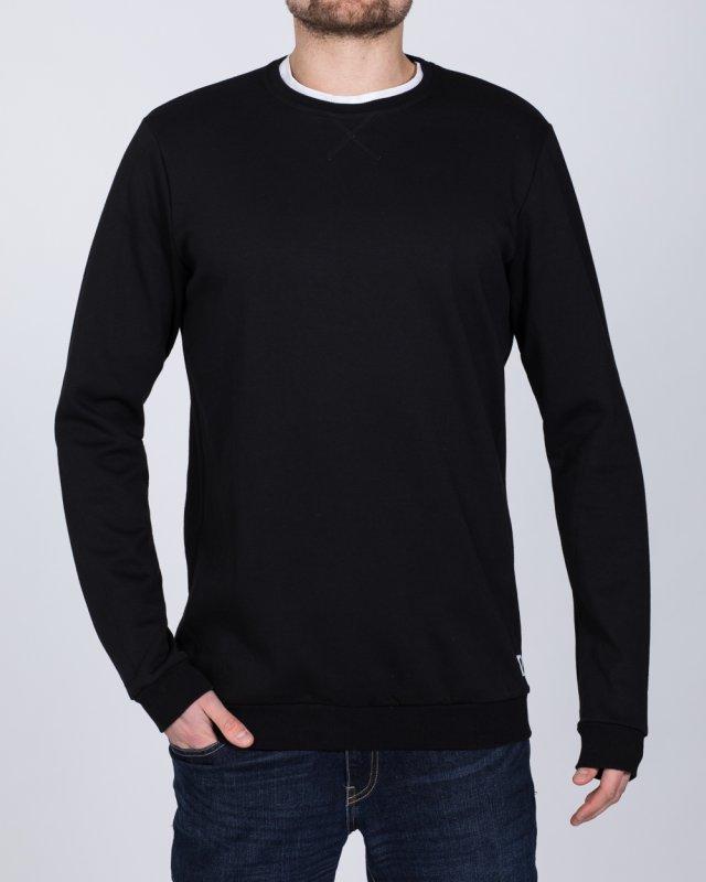 2t Tall Regular Fit Sweatshirt (black)