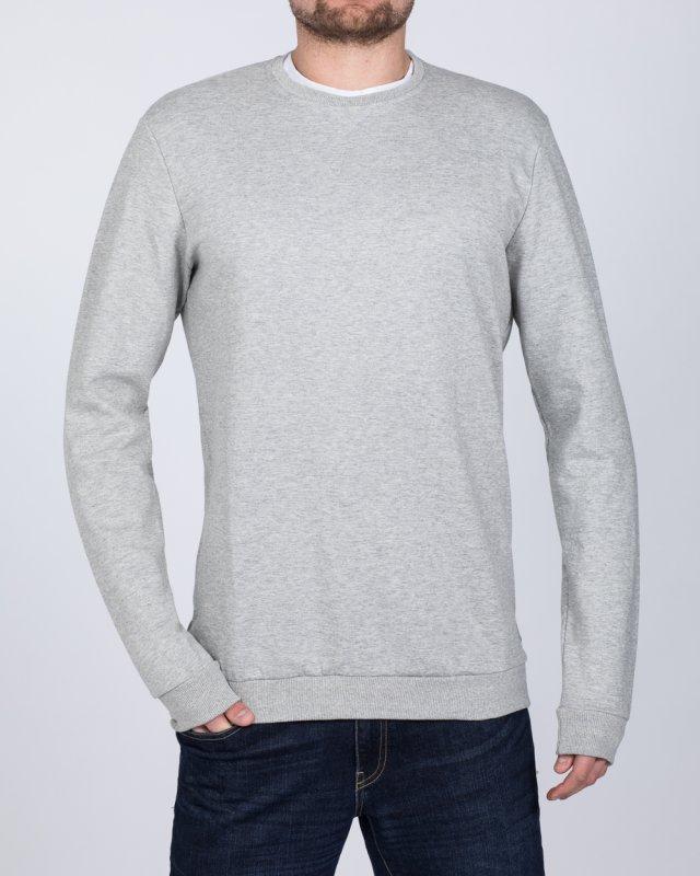 2t Tall Regular Fit Sweatshirt (heather grey)