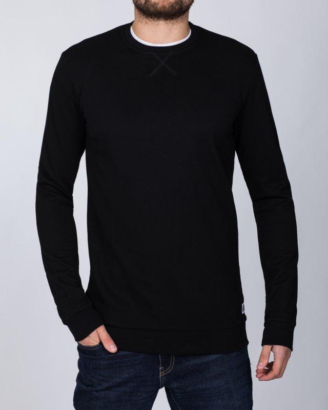 2t Tall Slim Fit Sweatshirt (black)