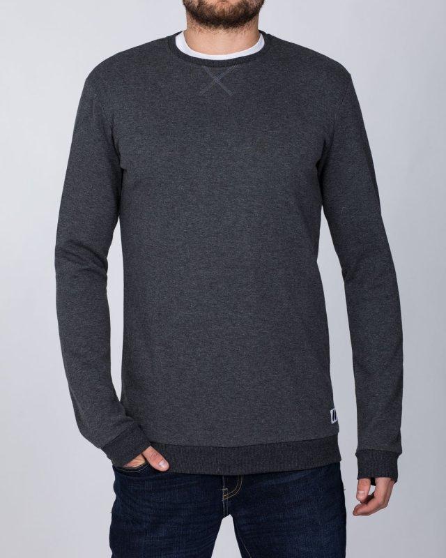 2t Tall Slim Fit Sweatshirt (charcoal)