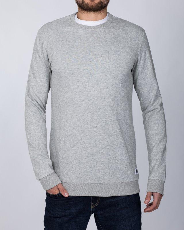 2t Tall Slim Fit Sweatshirt (heather grey)