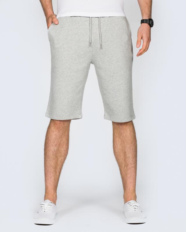 2t Tall Jogger Shorts (heather grey)