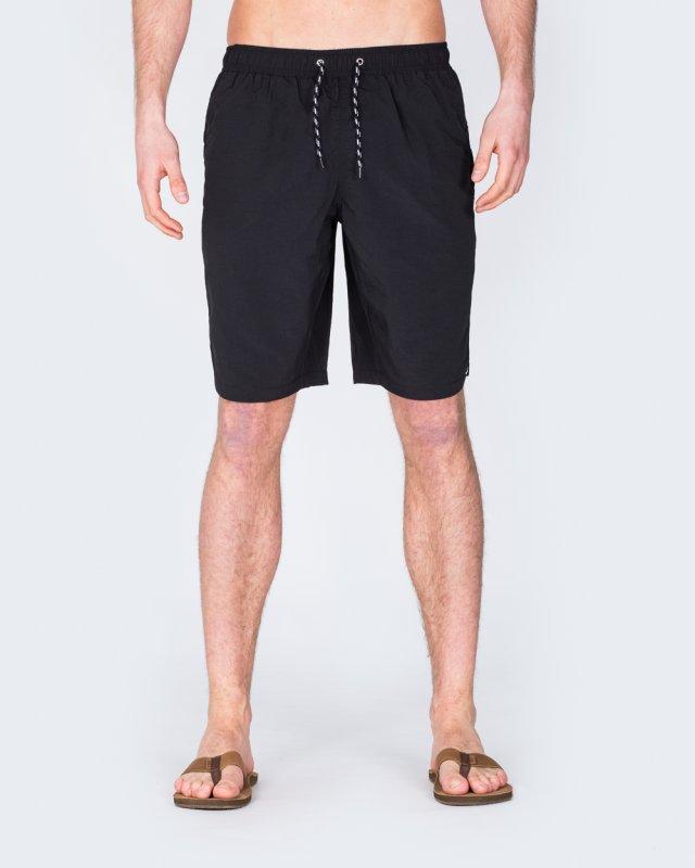 North 56 Tall Swim Shorts (black)