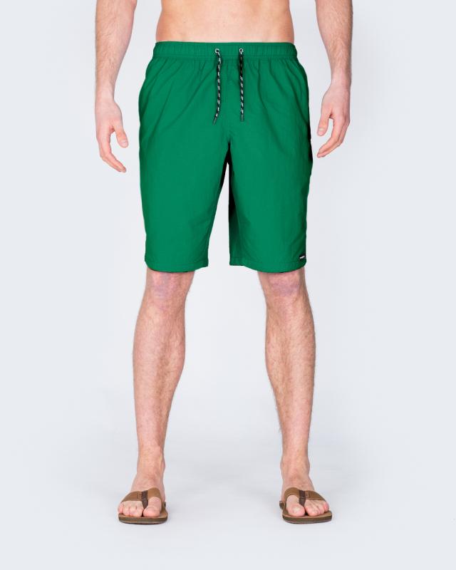 North 56 Tall Swim Shorts (green)