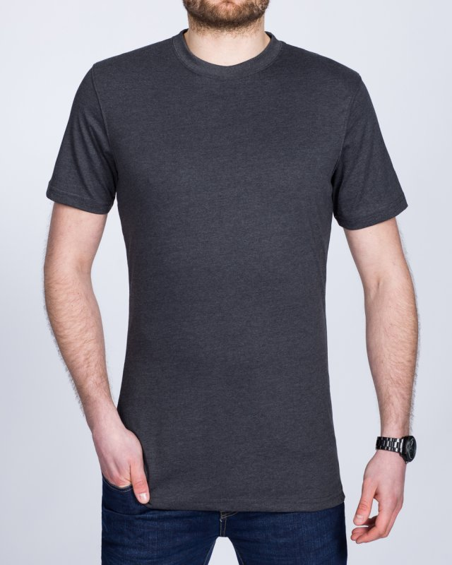 2t Tall T-Shirt (anthracite marl)