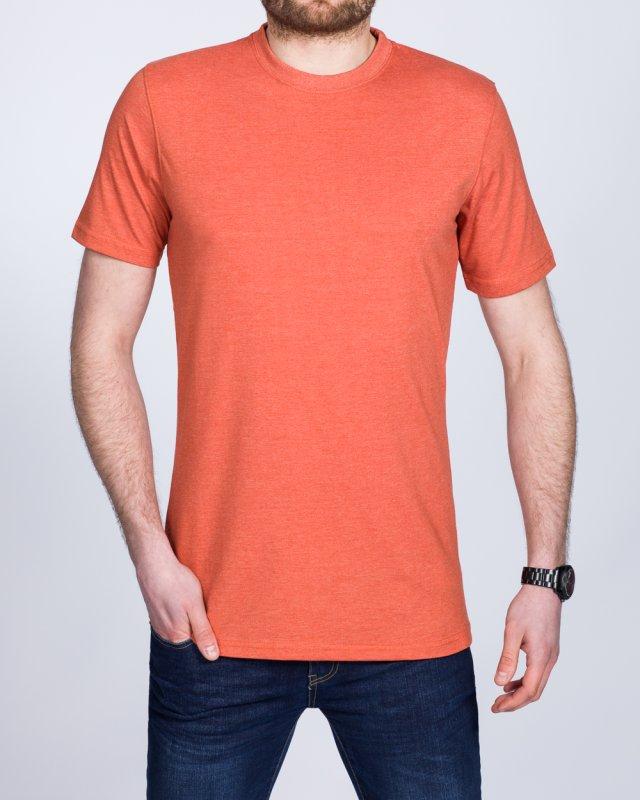 2t Tall T-Shirt (coral marl)