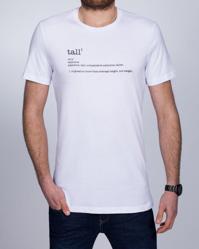 2t Tall T-Shirt (definition)