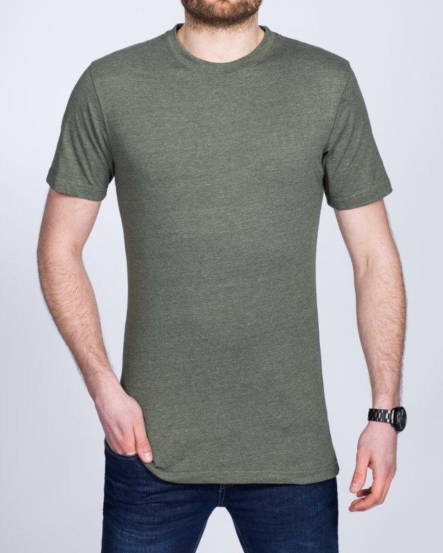2t Tall T-Shirt (khaki marl)