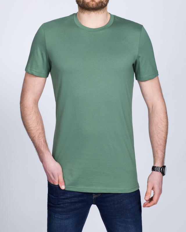 2t Tall T-Shirt (light green)
