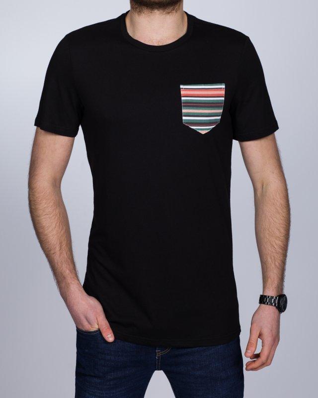2t Tall T-Shirt (stripe pocket)