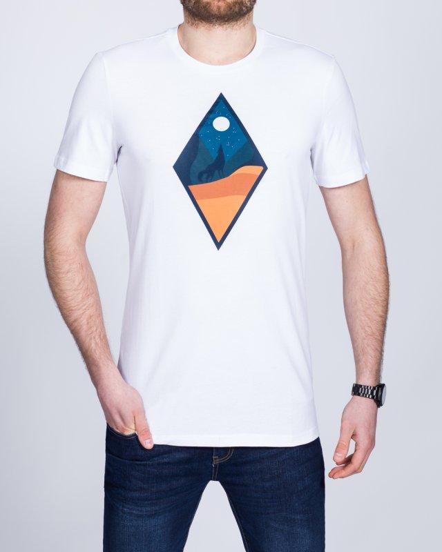 2t Tall T-Shirt (wolf)