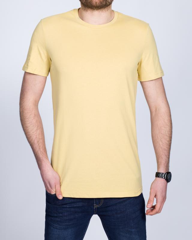 2t Tall T-Shirt (yellow)