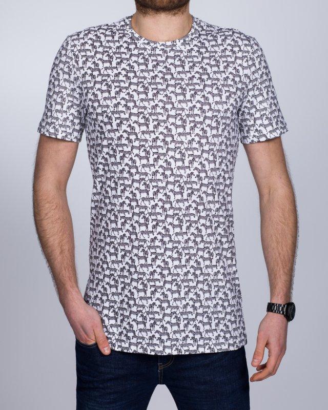 2t Tall T-Shirt (zebra)