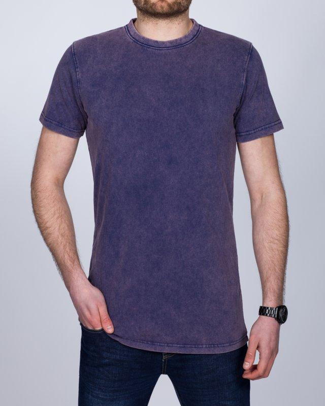 2t Tall Acid Wash T-Shirt (blue)