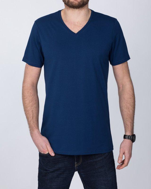 Girav New York Tall V-Neck (estate blue)