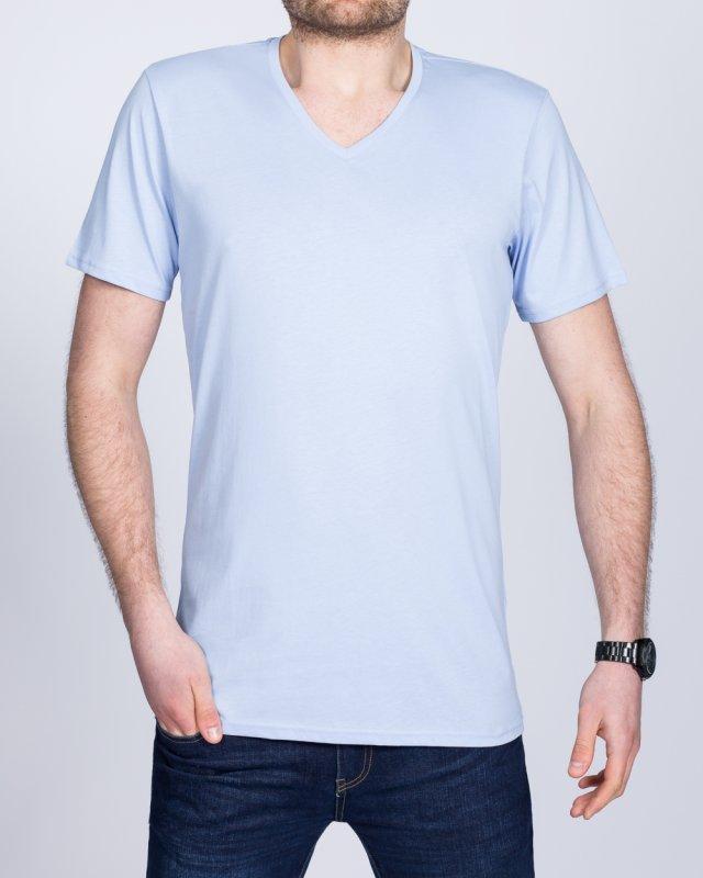Girav New York Tall V-Neck (serenity blue)