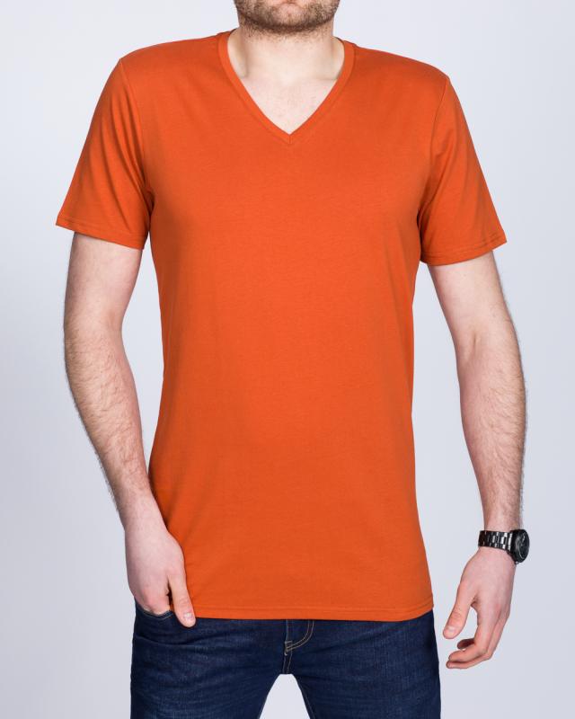 Girav New York Tall V-Neck (copper)