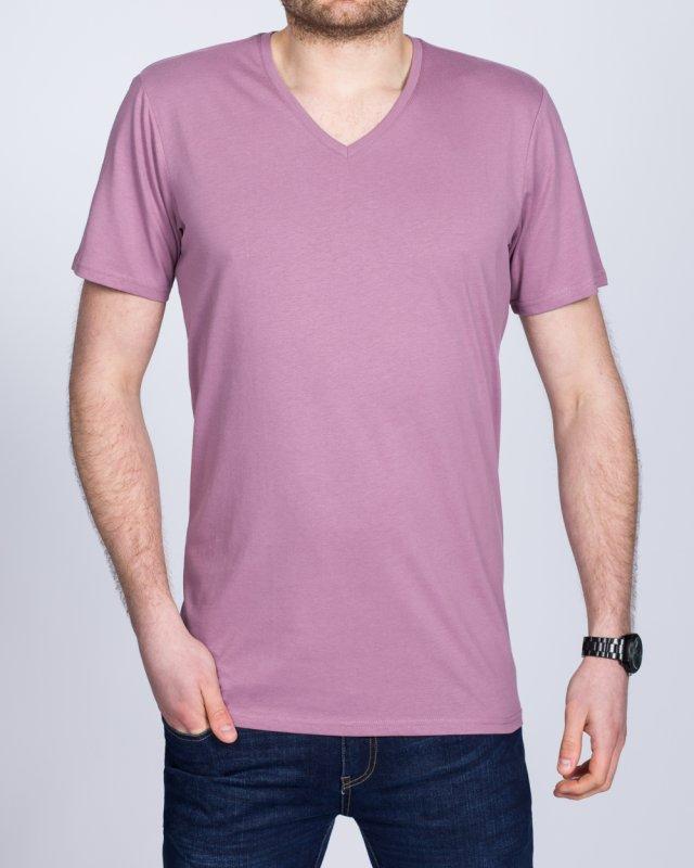 Girav New York Tall V-Neck (purple grape)