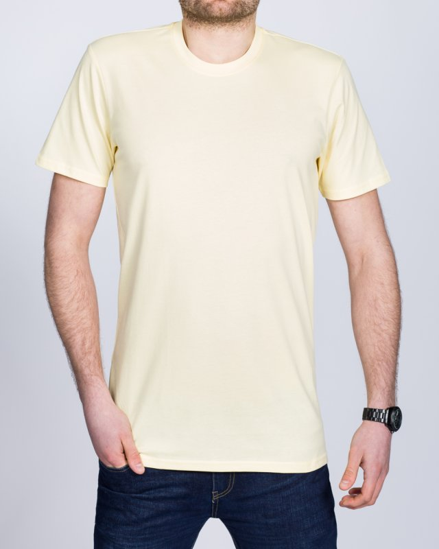 Girav Sydney Extra Tall T-Shirt (light yellow)