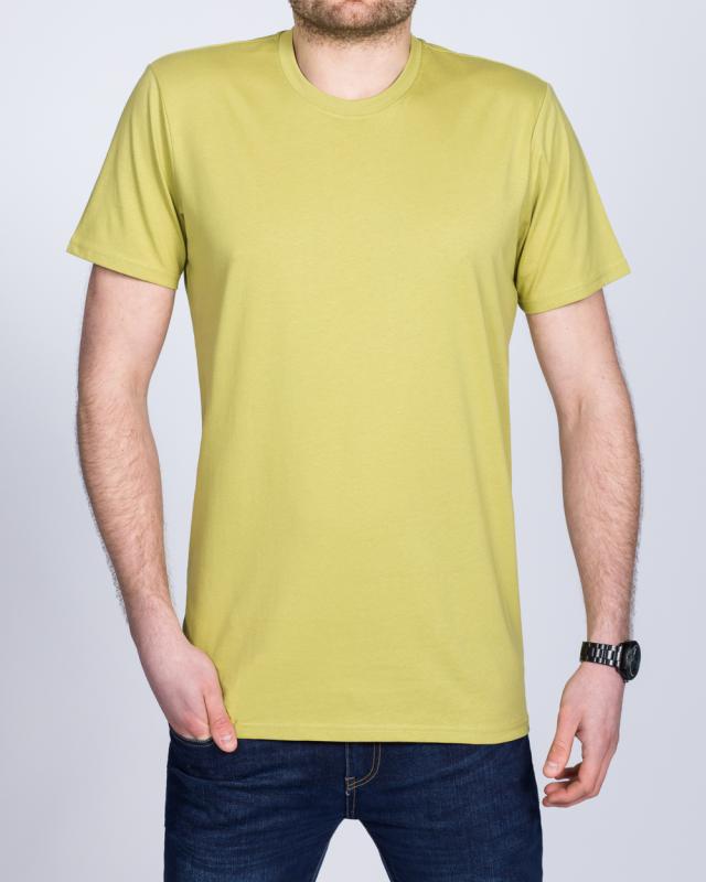 Girav Sydney Extra Tall T-Shirt (moss green)