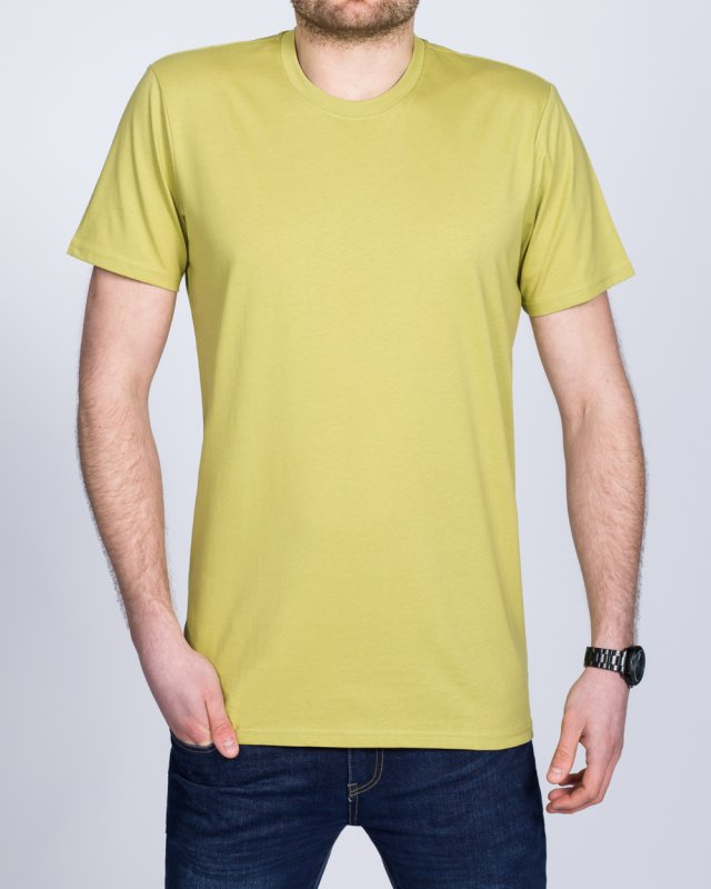 Girav Sydney Tall T-Shirt (moss green)