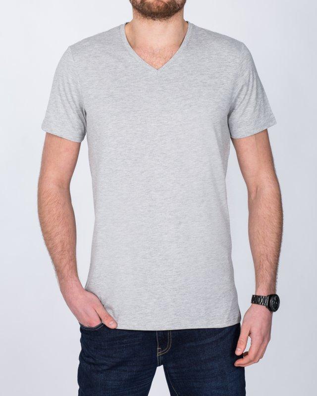 Girav New York Tall V-Neck (grey)