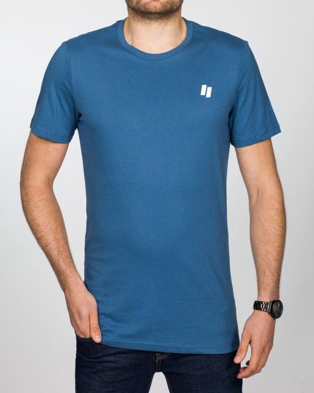 2t Tall T-Shirt (denim block)