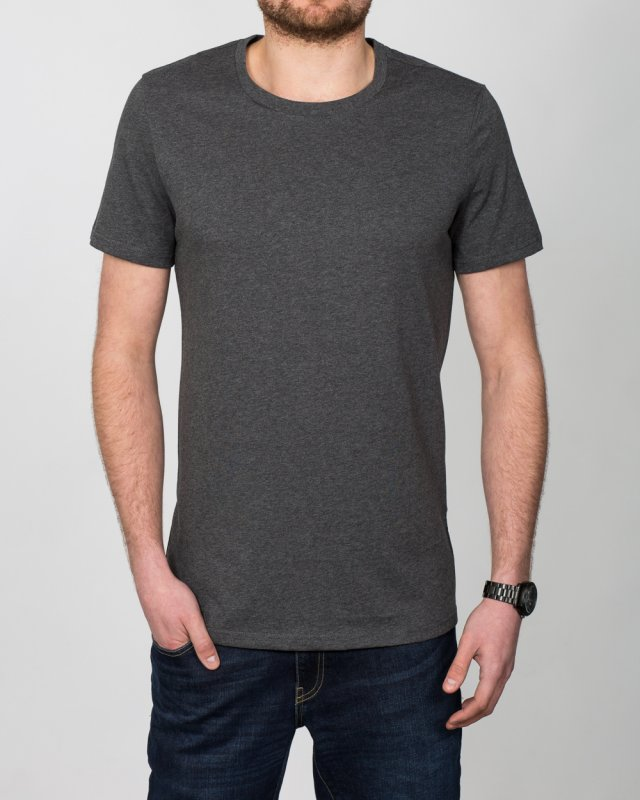 2t Tall T-Shirt (charcoal marl)