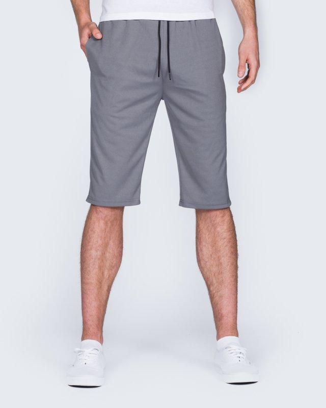2t Tall Training Shorts (grey)