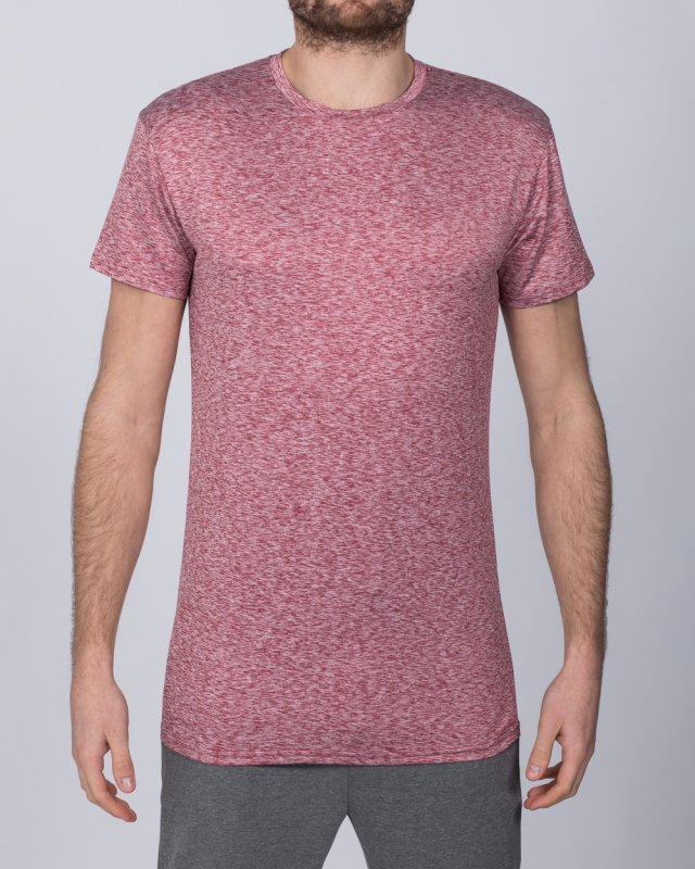 2t Performance Top (red marl)