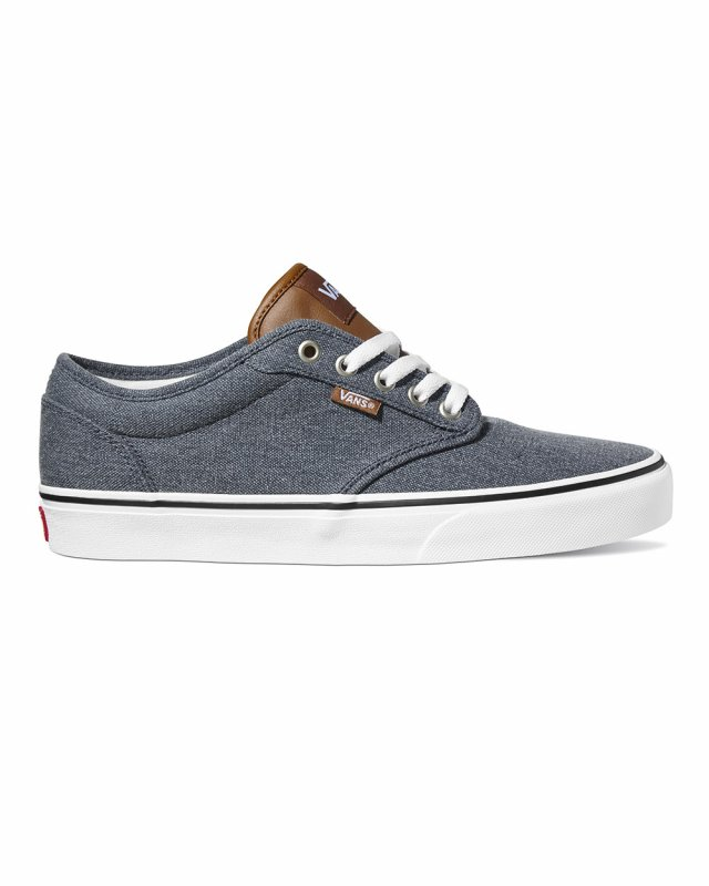 Vans Atwood Enzyme Wash (dress blues/white)