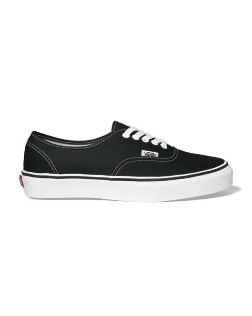 Vans Authentic Lace Up (black)